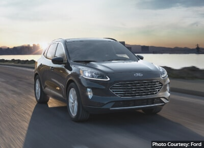 Ford Escape Hybrid Most Fuel Efficient SUV