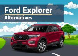 Ford Explorer Alternatives