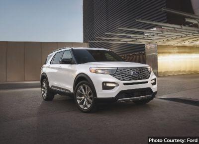 Ford Explorer Hybrid Mileage