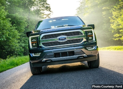 Ford F-150 Best Trucks by Size