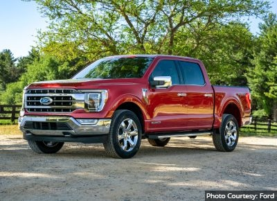 Ford F-150 Reliable