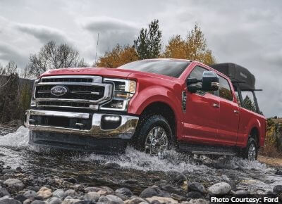 Ford F-250 HD Reliable Trucks