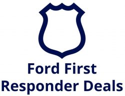 Ford First Responder Deals
