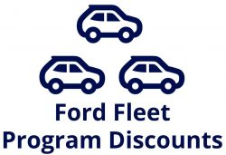 Ford Fleet Discounts
