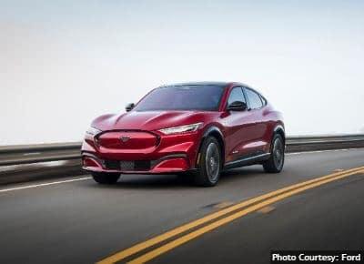 Ford Mustang Mach E Longest Range EVs