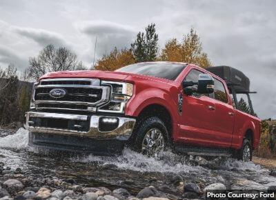 Ford Super Duty Off-Road Trucks