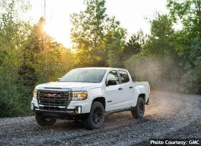 GMC Canyon Reliable Midsize Truck