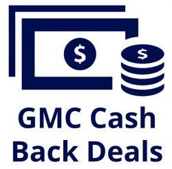 GMC Cash Deals