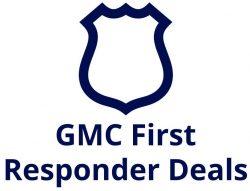GMC First Responder Deals