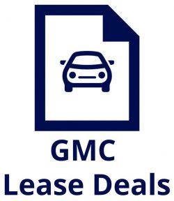 GMC Lease Deals