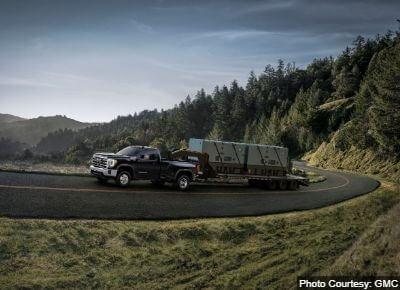 GMC Sierra Dually Trucks