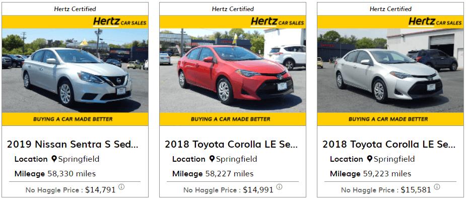 Hertz Buying