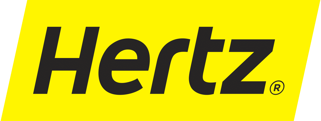 Hertz Logo Table Original