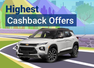 Highest Cashback Offers Updated