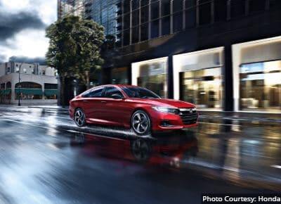 Honda Accord Best Family Sedan