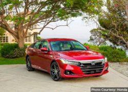Honda Accord Best Family Vehicles