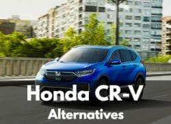 Honda CR-V Alternatives