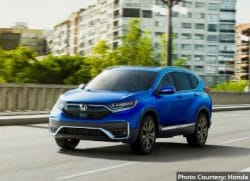 Honda CR-V Best Family Vehicles