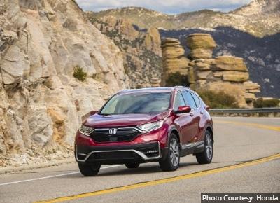 Honda-CR-V-Best-Gas-Mileage-SUV