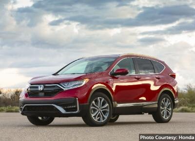 Honda CR-V Forester Alt