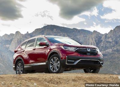 Honda CR-V Hybrid Mileage