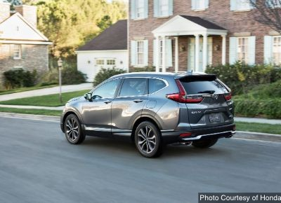 Honda CR-V New Parents