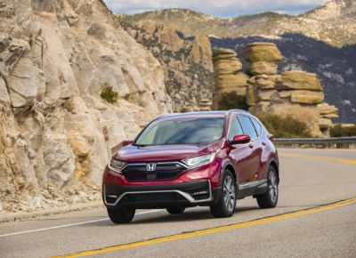 Honda CRV Conclusion