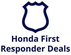 Honda First Responder Deals