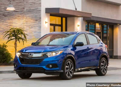Honda HR-V Most Reliable Subcompact SUV