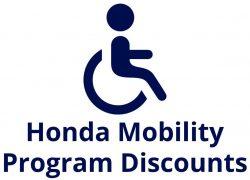 Honda Mobility Discounts