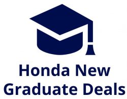 Honda New Graduate Deals