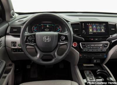 Honda Pilot Fuel