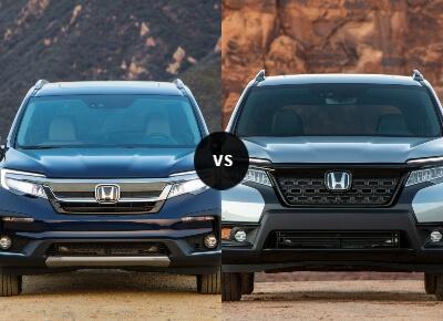Honda Pilot vs Passport