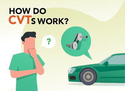 How Do CVTs Work