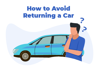 How to Avoid Returning Car