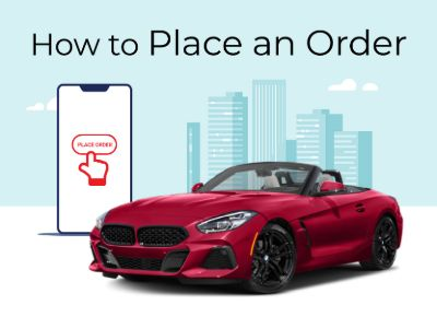 How to Place Order - BMW