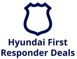Hyundai First Responder Deals