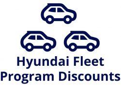 Hyundai Fleet Discounts