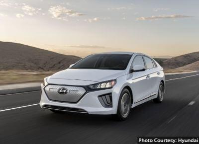 Hyundai IONIQ Cheapest EV