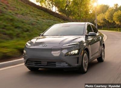 Hyundai Kona Longest Range EVs