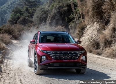 Hyundai Tucson Trims