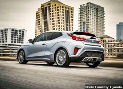 Hyundai Veloster Best Hatchback