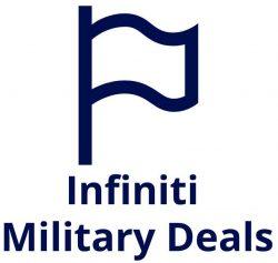 Infiniti Military Deals