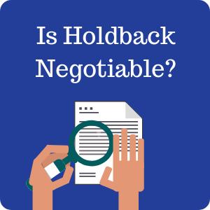 Is dealer holdback negotiable