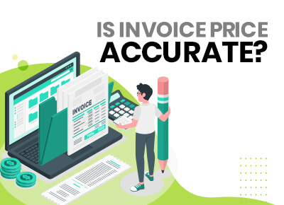 Is invoice price accurate
