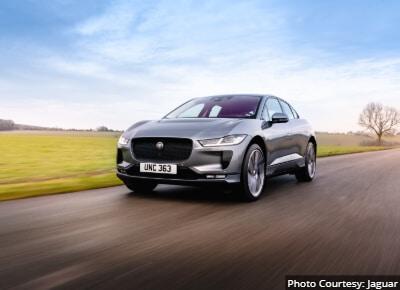 Jaguar I Pace Model Y Alt