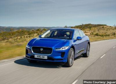 Jaguar IPACE EV Crossover
