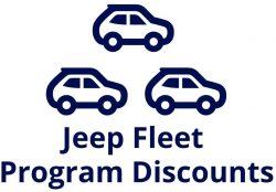 Jeep Fleet Discounts