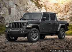 Jeep Gladiator Reliable Midsize Truck