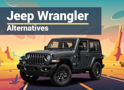 Jeep Wrangler Alternatives